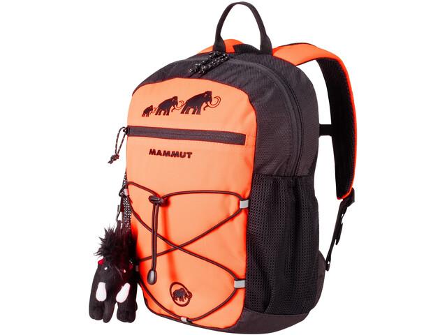 Mammut First Zip Daypack 16l Kids safety orange/black